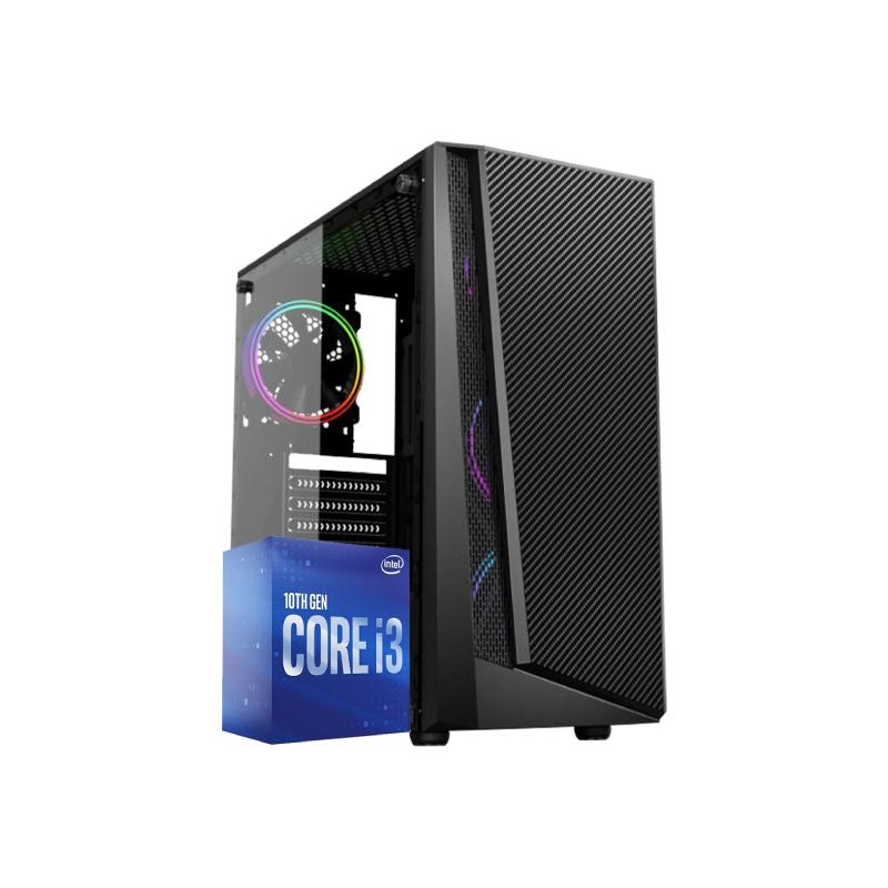 คอมเล่นเกม iHAVECPU Set 18 Intel i3-10100F GTX 1660 6GB RAM 8GB Computer by iHAVECPU