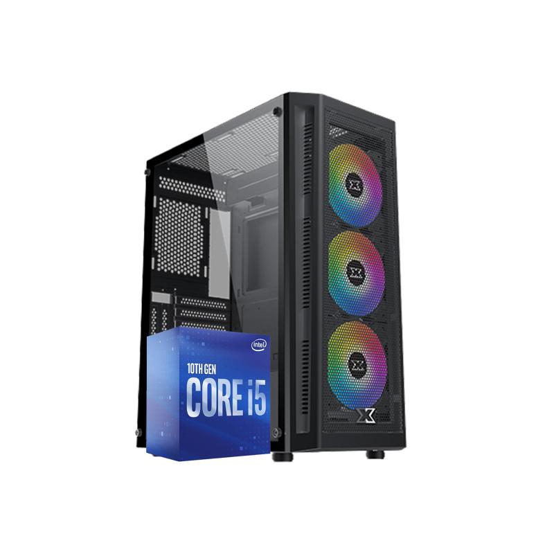 คอมเล่นเกม iHAVECPU Set 19 Intel i5-10400F GTX 1050Ti 4GB RAM 8GB Computer by iHAVECPU