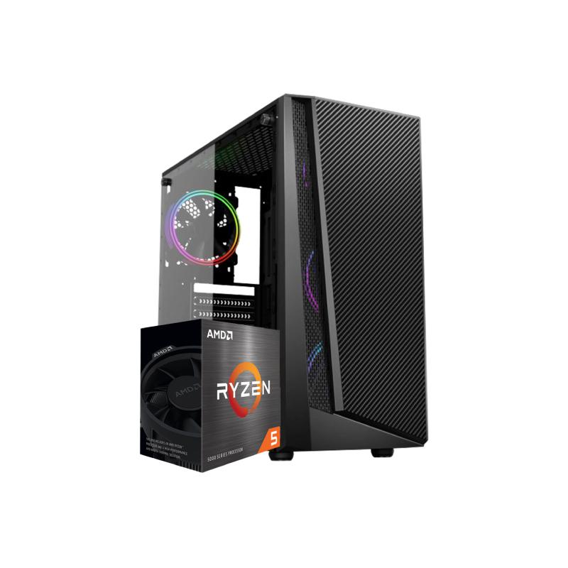 คอมเล่นเกม iHAVECPU Set 21 AMD Ryzen 5 3600 GTX 1660 6GB RAM 8GB Computer by iHAVECPU