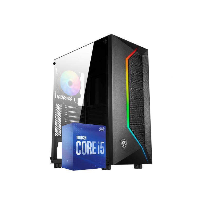 คอมเล่นเกม iHAVECPU Set 22 Intel i5-10400F Zotac RTX 2060 6GB RAM 16GB Computer by iHAVECPU