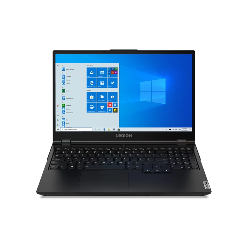 โน๊ตบุ๊คเกมมิ่ง Lenovo Notebook Legion 5 15ARH05-82B10055TA