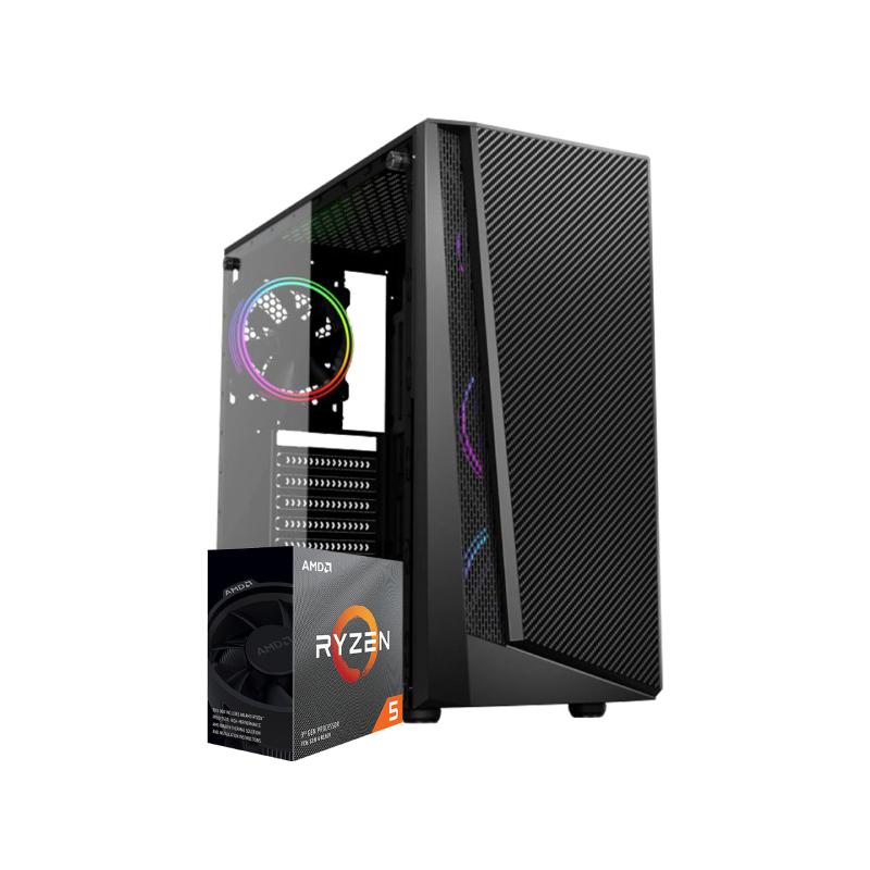คอมเล่นเกม iHAVECPU Set 26 AMD Ryzen 5 5600X RTX 3060 12GB RAM 16GB Computer by iHAVECPU