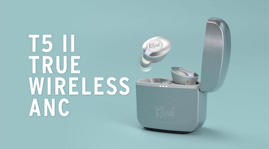 หูฟัง Klipsch T5 II ANC True Wireless ราคา