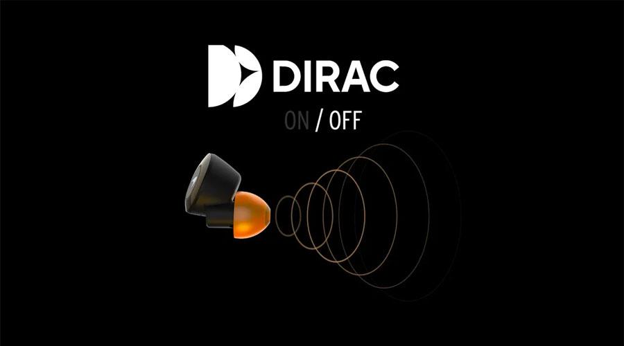 หูฟัง Klipsch T5 II ANC True Wireless Dirac® HD Sound
