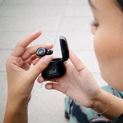 หูฟัง Klipsch T5 II ANC True Wireless แบตเตอรี่ 20 ชม.