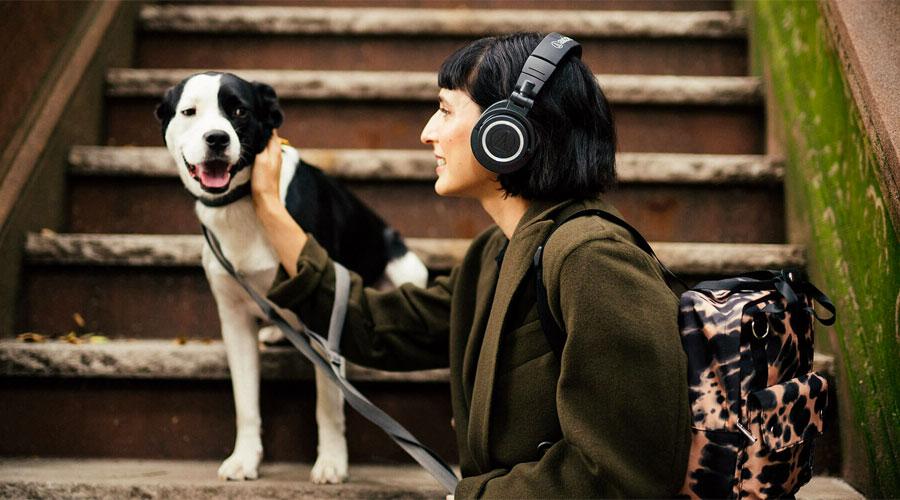 หูฟัง Audio-Technica ATH-M50xBT2 Wireless Headphones เสียงดี