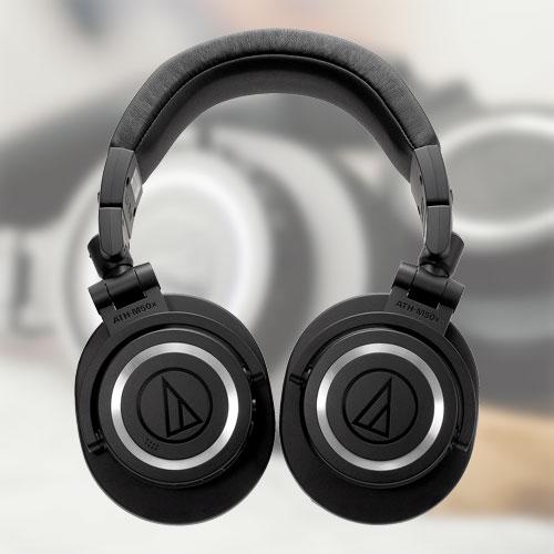 ขาย หูฟัง Audio-Technica ATH-M50xBT2 Wireless Headphones