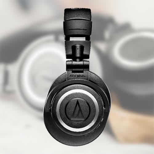 หูฟัง Audio-Technica ATH-M50xBT2 Wireless Headphones แบตเตอรี่ 50 ชม.