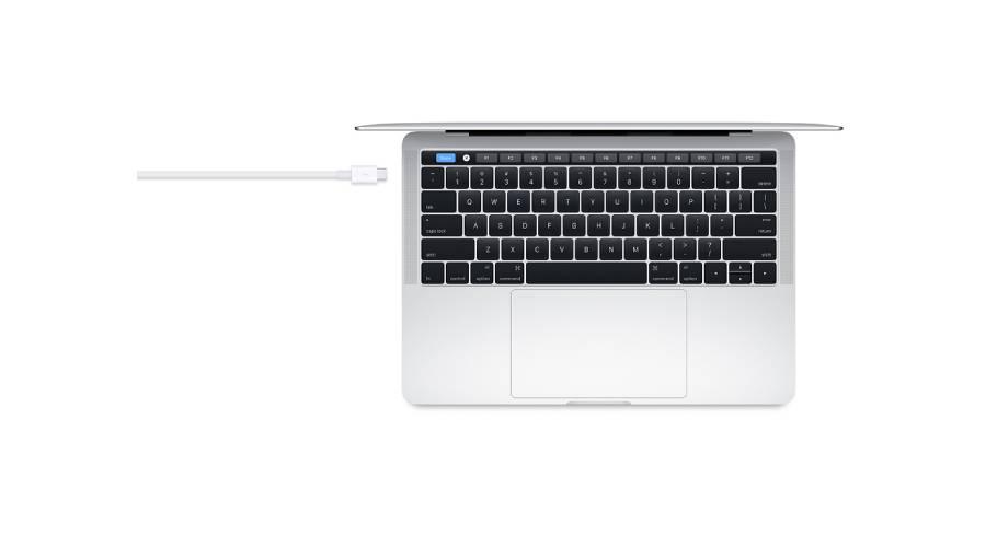 สาย Apple Thunderbolt 3 (USB-C) Cable (0.8m) ราคา