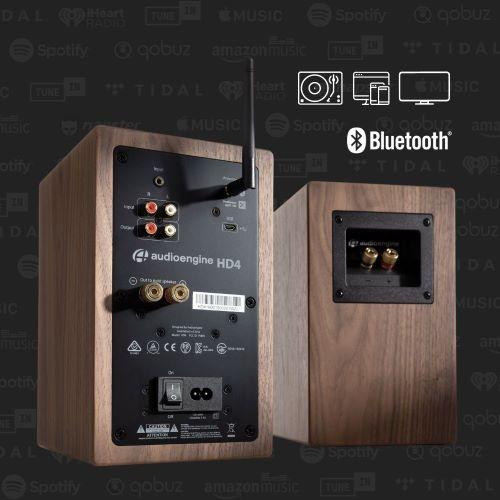 Audioengine HD4 ลำโพงเล็ก