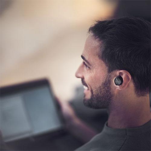 หูฟังไร้สาย B&O BEOPLAY EQ True Wireless กันน้ำกันฝุ่น