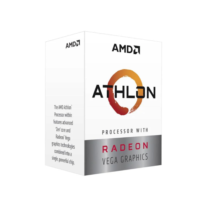 AMD Athlon 3000G CPU