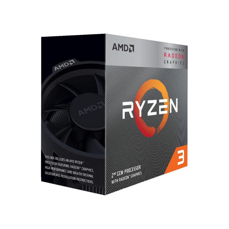 AMD Ryzen 3 3200G with Wraith Stealth Cooler CPU