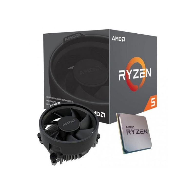 AMD Ryzen 5 3600x with Wraith Spire Cooler CPU