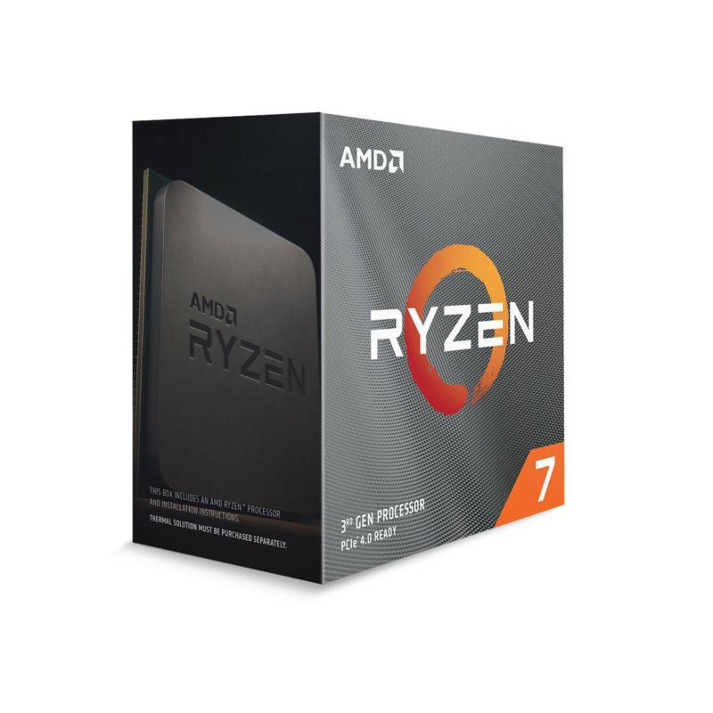 AMD Ryzen 7 3800XT Without Cooler CPU