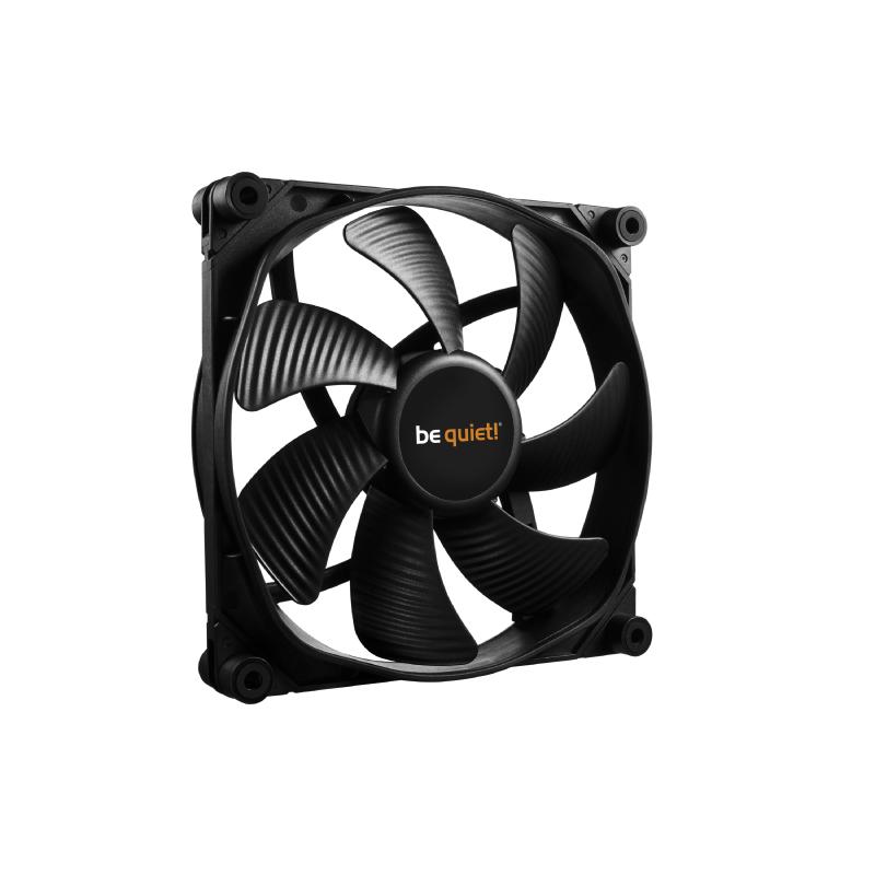 พัดลมระบายความร้อน Be Quiet SILENT WINGS 3 140mm PWM High-Speed Cooling Fan