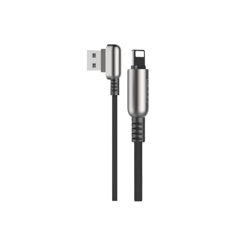 สายชาร์จ Eloop S21 USB A to Lightning Cable 1m