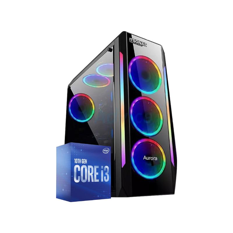 คอมเล่นเกม iHAVECPU Set 29 Intel i3-10100F Zotac GTX 1650 SUPER Ram 16GB Computer by iHAVECPU