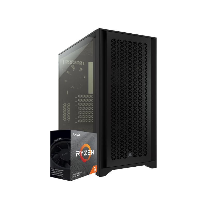 คอมเล่นเกม iHAVECPU Set 34 Ryzen 5 5600X RTX 3070Ti Ram 16GB Computer by iHAVECPU