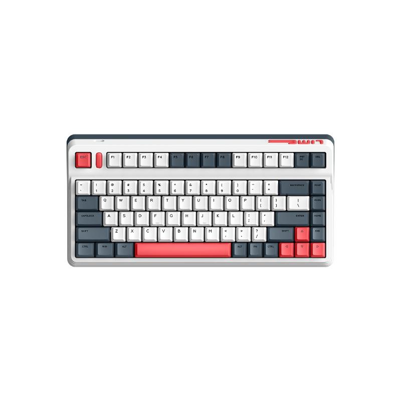 คีย์บอร์ดไร้สาย IQUNIX L80 Formula Typing Wireless Mechanical Keyboard (EN)