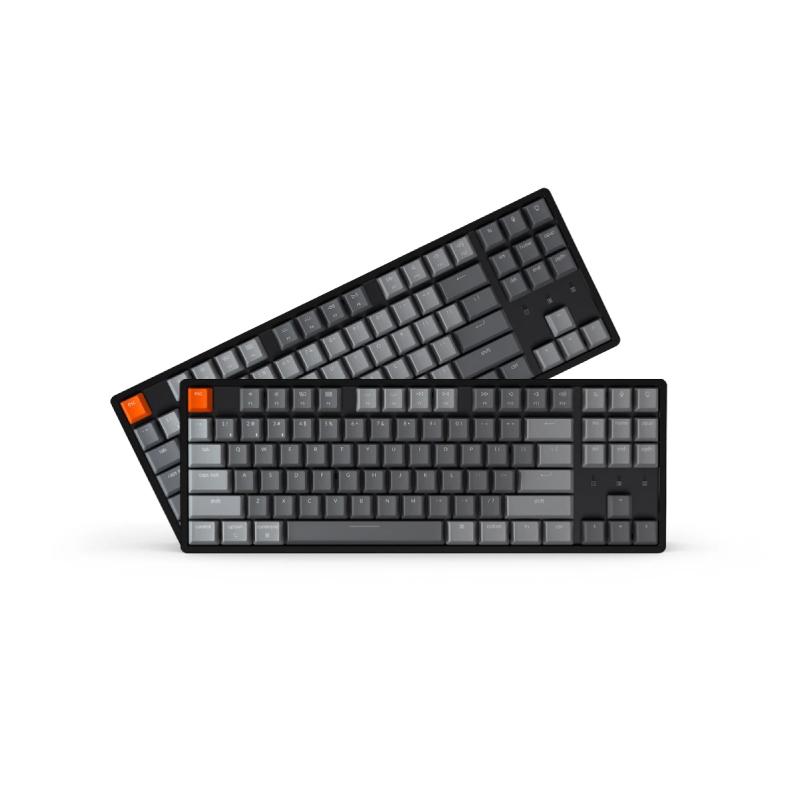 คีย์บอร์ด Keychron K8 Hot-swappable Wireless Mechanical Keyboard (TH/EN)