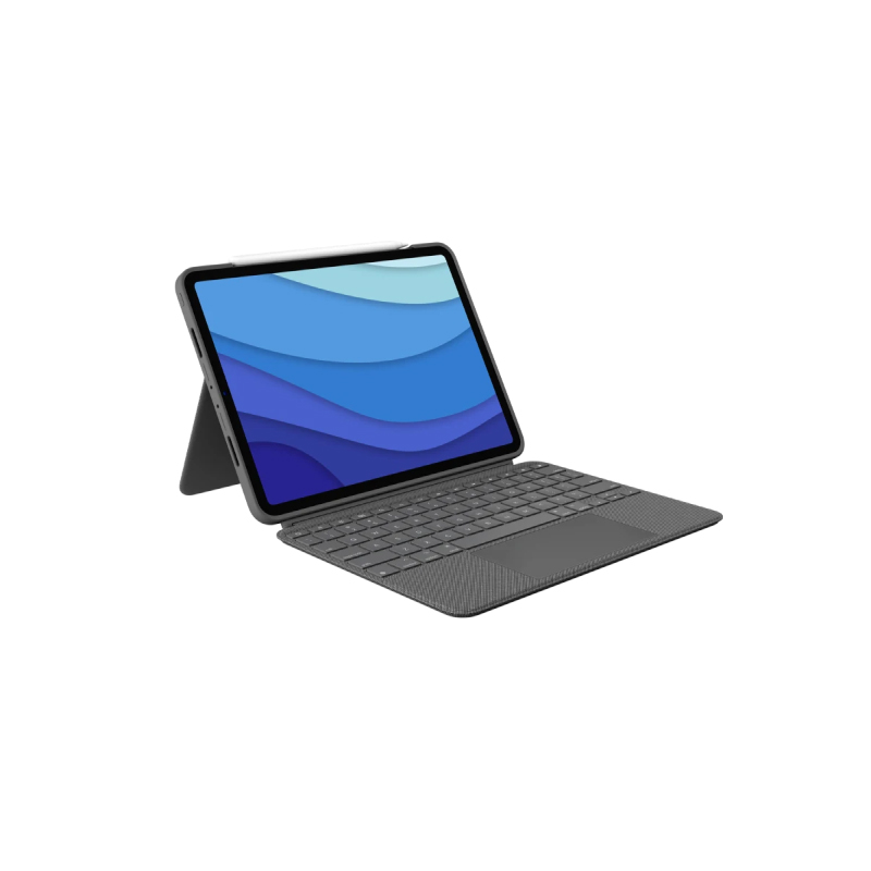 เคสคีย์บอร์ด Logitech Combo Touch Keyboard iPad Pro 11 (2021/2020/2018)