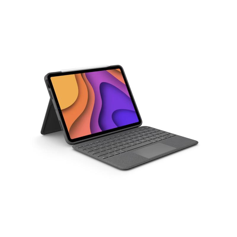 เคสคีย์บอร์ด Logitech Folio Touch Keyboard iPad Air 4 (2020)