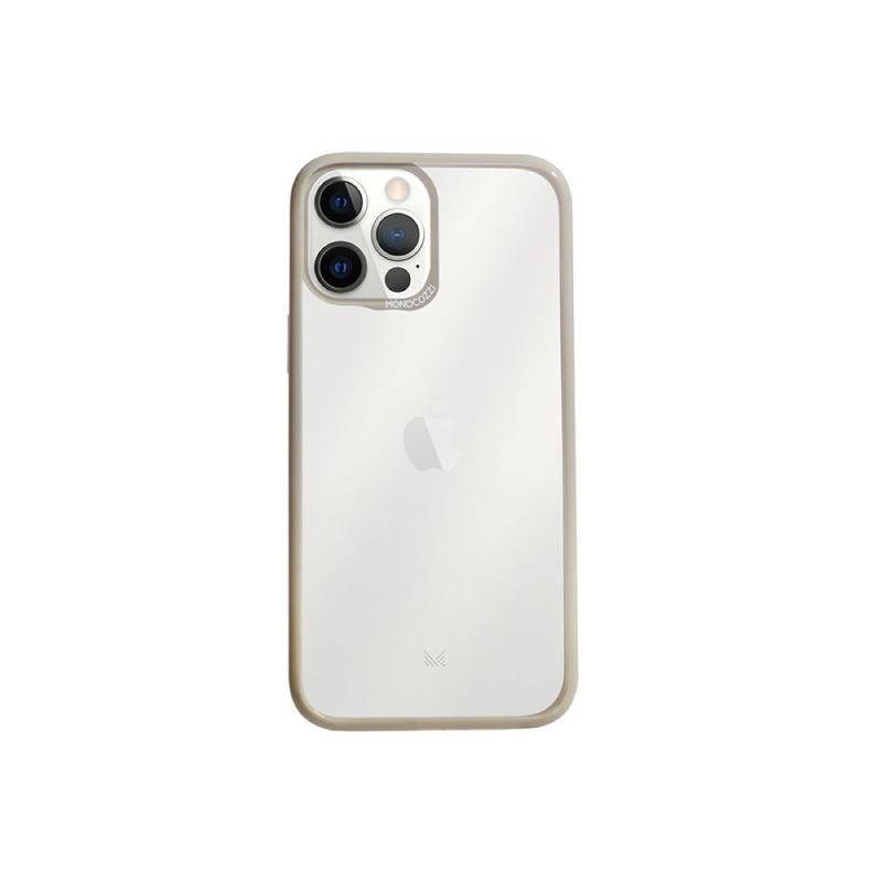 เคส Monocozzi Lucid Acrylic Back Cover Case iPhone 12 / 12 Pro