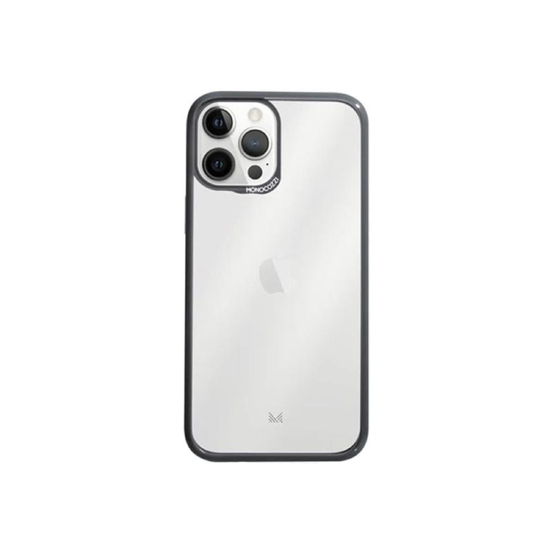 เคส Monocozzi Lucid Acrylic Back Cover Case iPhone 12 Pro Max