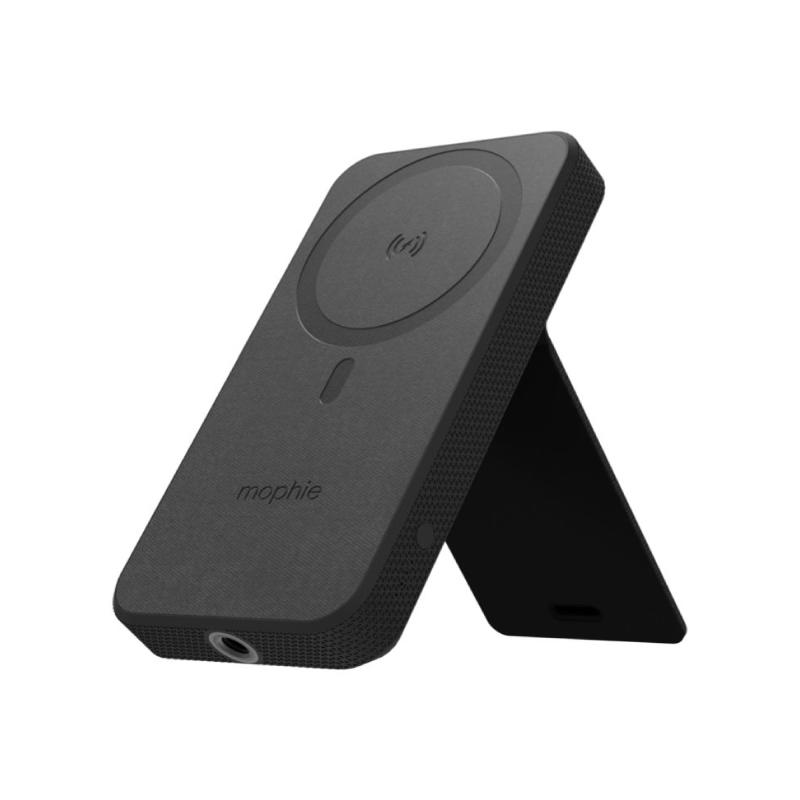 พาวเวอร์แบงค์ Mophie snap + Powerstation Stand Wireless Power Bank