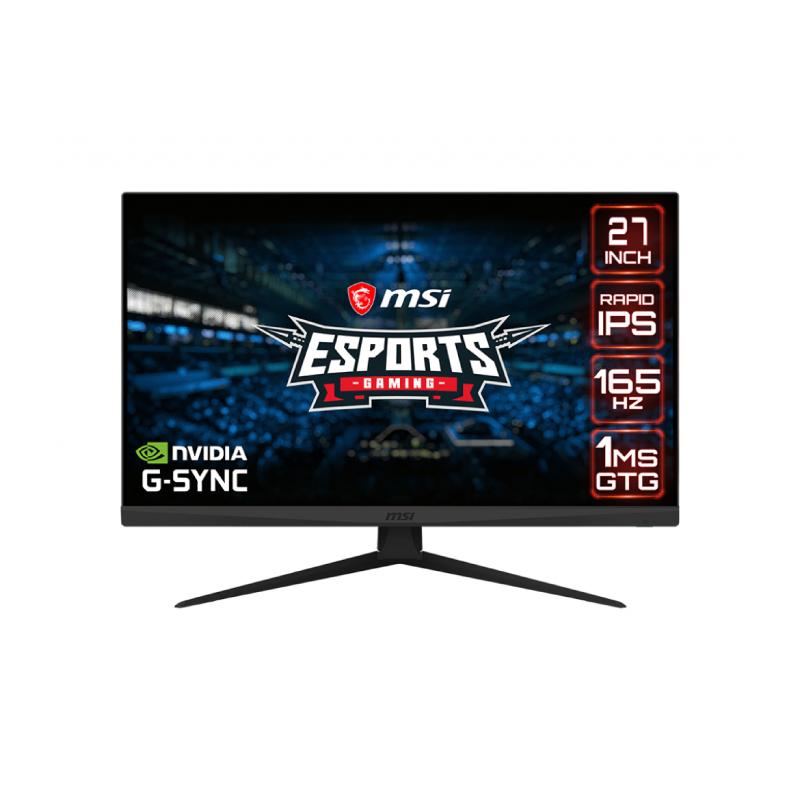 """จอคอม MSI OPTIX G273QF 27"""" IPS Gaming Monitor 165Hz"""
