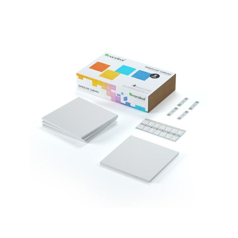 Nanoleaf Canvas Expansion Kit (4 Panels)