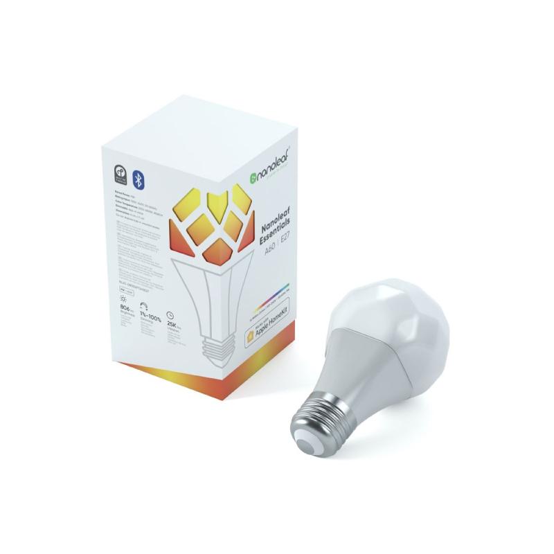 หลอดไฟอัจฉริยะ Nanoleaf Essentials E27