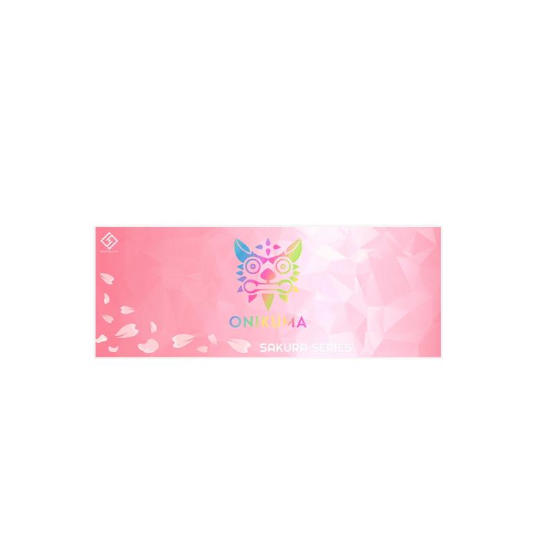 แผ่นรองเมาส์ Onikuma Sakura Mousepad