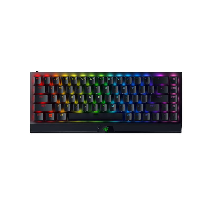 คีย์บอร์ด Razer BlackWidow V3 Mini HyperSpeed US Layout Wireless Mechanical Gaming Keyboard (EN)
