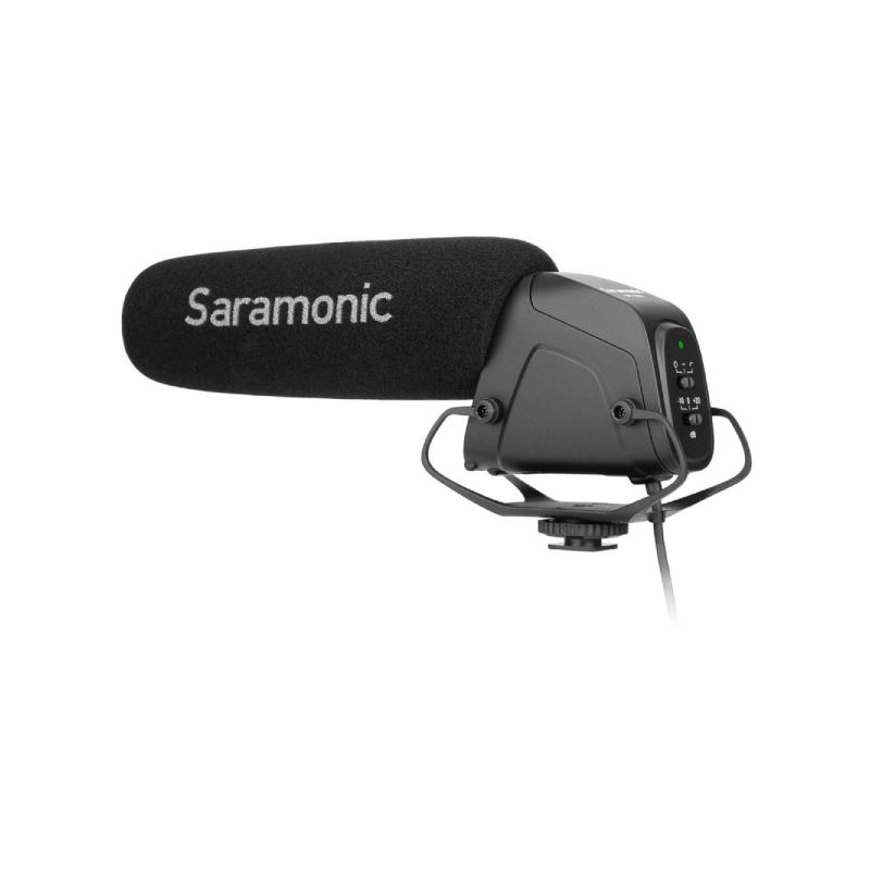 ไมโครโฟน Saramonic SR-VM4 Condenser Microphone