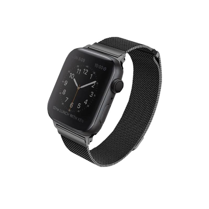 สายนาฬิกา Uniq Dante Apple Watch Stainless Steel Band
