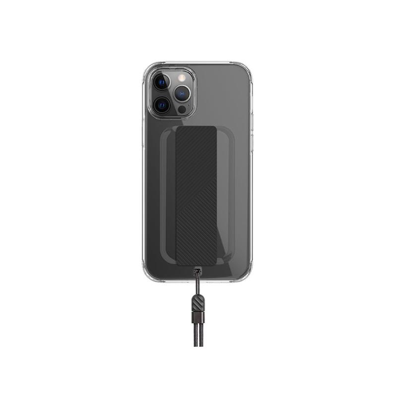 เคส Uniq Hybrid Heldro Antimicrobial Case iPhone 12 Pro Max
