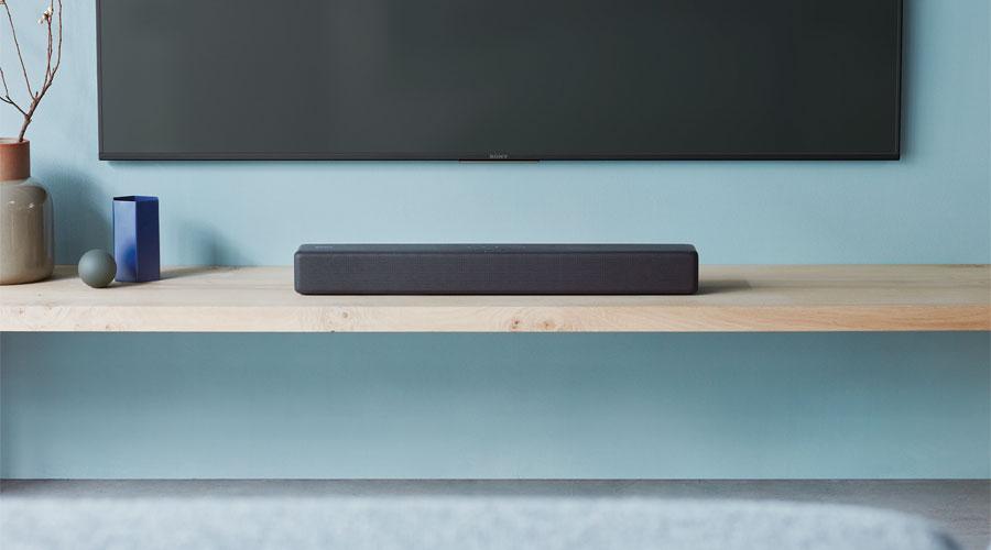 ลำโพง Sony HT-S200F Soundbar เสียงกระหึ่มสมจริง