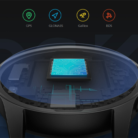Xiaomi Mi Watch BHR4550GL Smart Watch นาฬิกาอัจฉริยะ