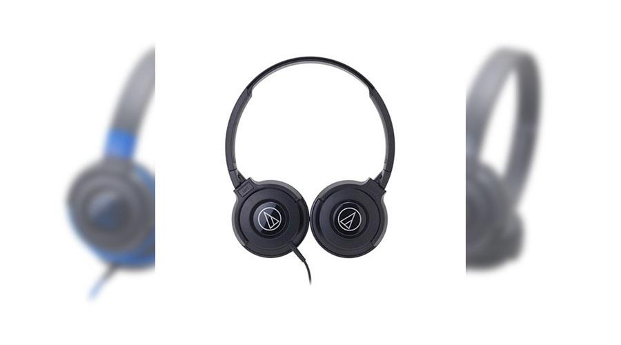 หูฟัง Audio-Technica ATH-S100iS Headphone เสียงดี