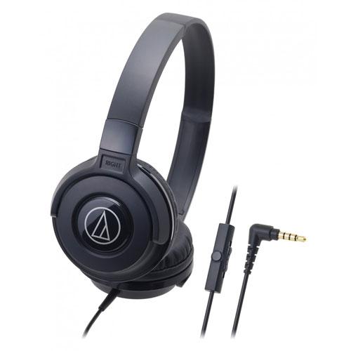 หูฟัง Audio-Technica ATH-S100iS Headphone ใส่สบาย