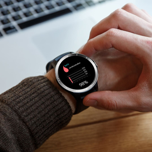 HCare Plus+ Smart Watch นาฬิกาอัจฉริยะ
