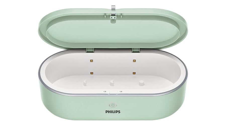 กล่องฆ่าเชื้อ Philips UV-C disinfection mini box GM