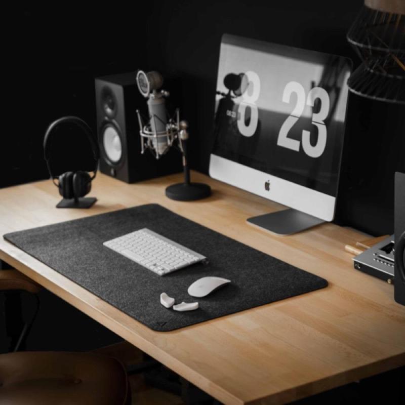 แผ่นรองเมาส์ DeltaHub Minimalistic Desk Pad