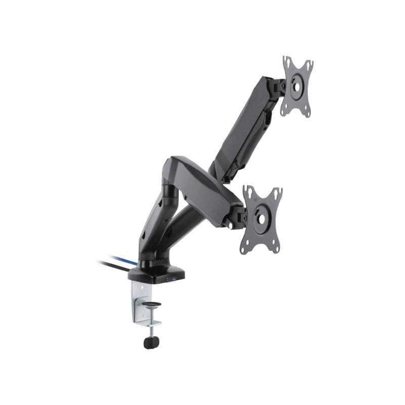 แขนจับจอ 2 แขน Ergotrend Robot 02-Gen2 Monitor Arm
