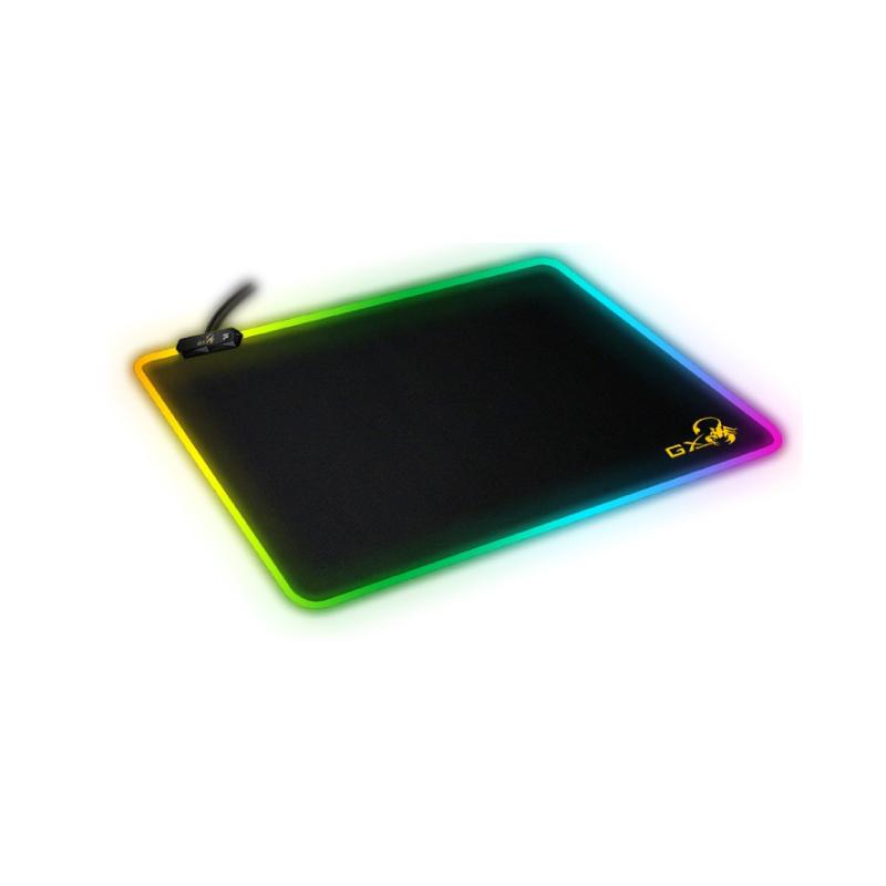 แผ่นรองเมาส์ Genius GX-Pad 300S RGB Gaming Mouse Pad