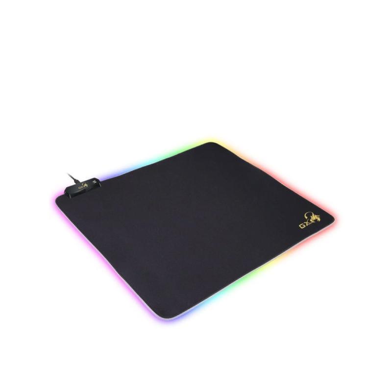 แผ่นรองเมาส์ Genius GX-Pad 500S RGB Gaming Mouse Pad