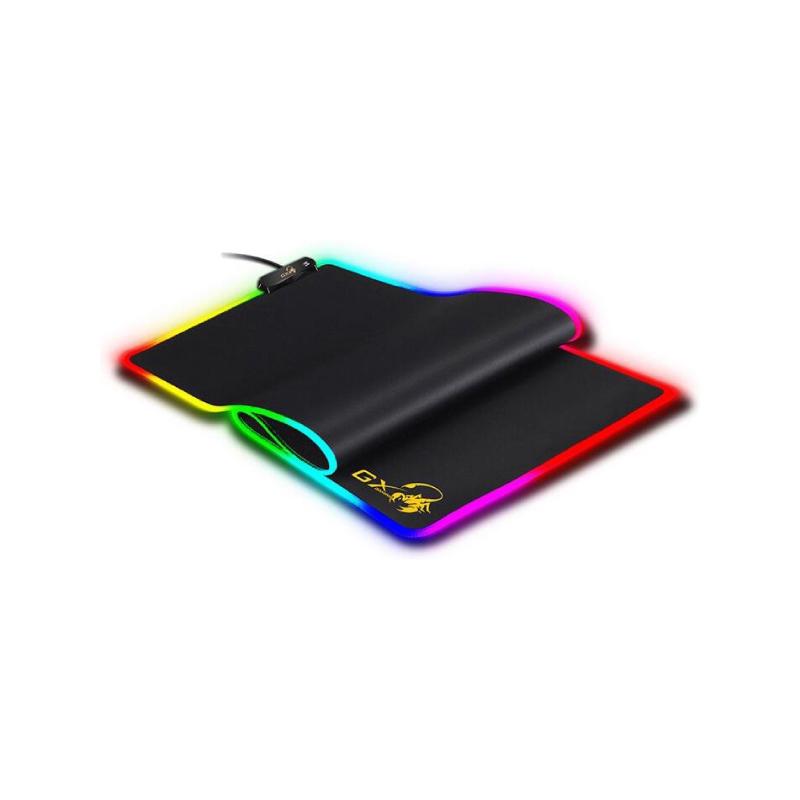 แผ่นรองเมาส์ Genius GX-Pad 800S RGB Gaming Mouse Pad