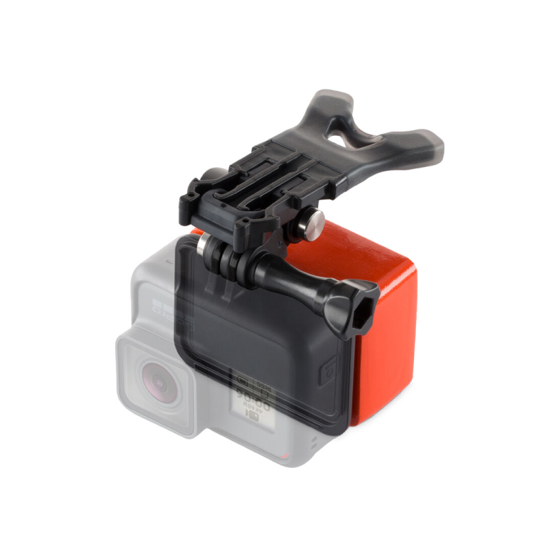 GoProBite Mouth Mount + Floaty for Hero 9 Black